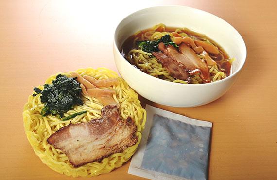 具付麺 醤油らーめんセット 1食