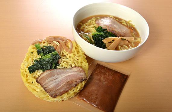 具付麺 とんこつ醤油らーめんセット 1食