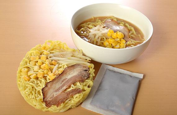 具付麺 味噌らーめんセット 1食