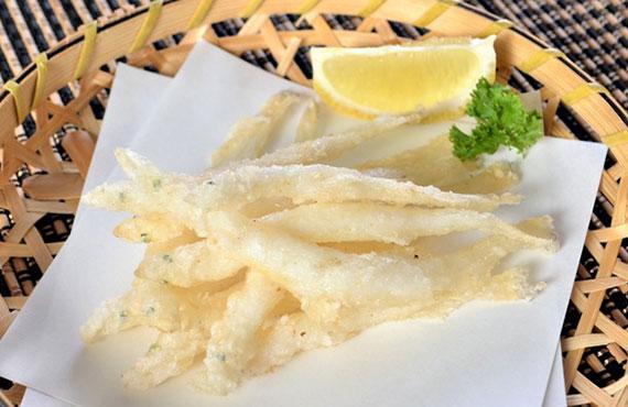 白魚唐揚げ 500g