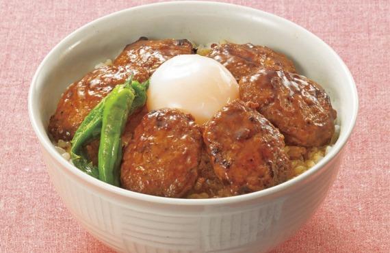 炭火焼鶏つくね丼の具(なんこつ入り)5食