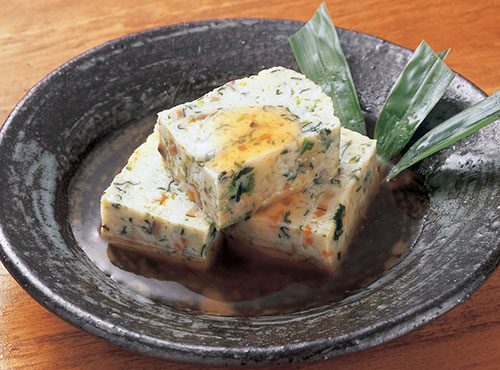 旬彩焼き(野菜寄せ) 20切