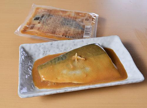 さば味噌煮(100g) 1袋
