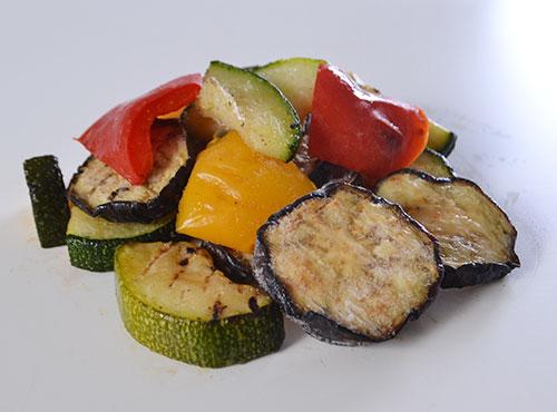 そのまま食べられる!グリル野菜ミックス 500g