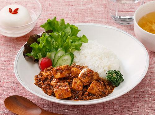 四川風麻婆豆腐(辛口) 5食