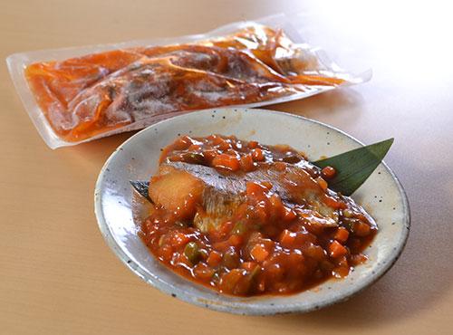 たらのトマトソース煮(野菜入り) 1袋
