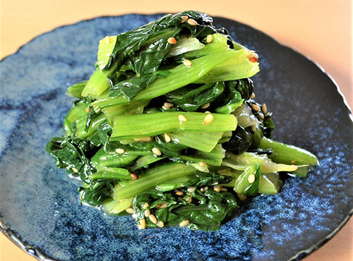 元気ナムル!茨城小松菜 1kg