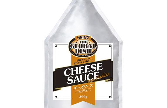 チーズソースレッドチェダー 300g