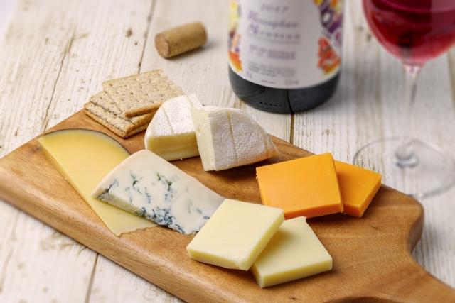 チーズ盛り合わせイメージ