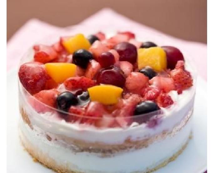 小さなホールケーキ(クワトロベリートルテ) 1個