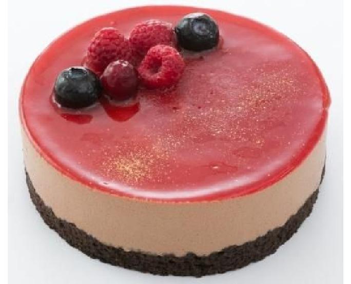 小さなホールケーキ(ショコラルージュ)1個