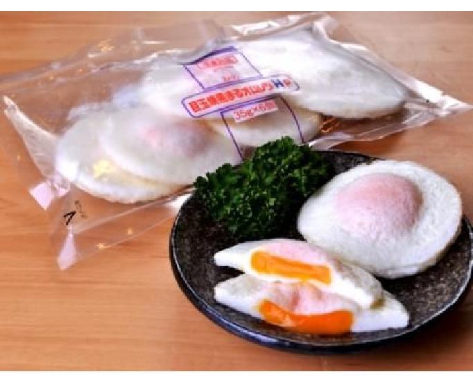 半熟風まるオムレツ(目玉焼き型) 6個