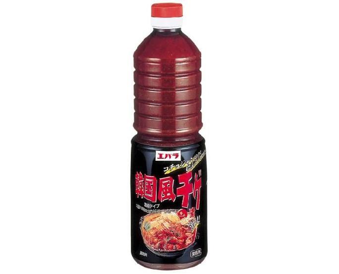 エバラ 韓国風チゲの素 1L